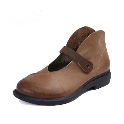 Women Casual Strappy Comfy Loaf Shoes
