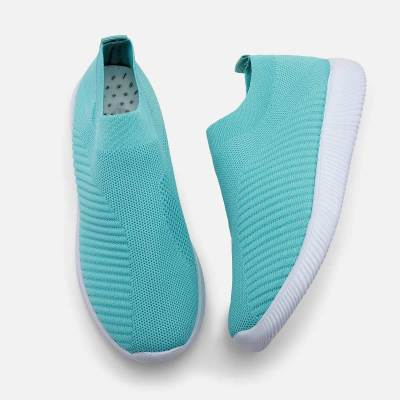 Daily All Season Flyknit Fabric Sneakers