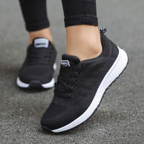 cuteshoeswearShoes Woman Sneakers White Platform Trainers Women Shoe Casual Tenis Feminino Zapatos de Mujer Zapatillas Womens Sneaker Basket