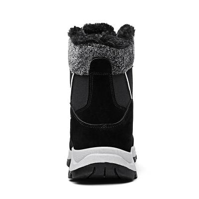 2020 Men's Boots Winter High-top Casual Boots Shoes Plus Velvet To Keep Warm Trend Light and Comfortable Ankle Boots
