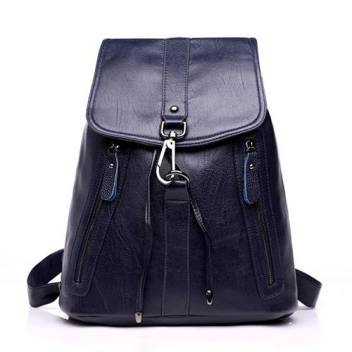 2020 Women Leather Backpacks High Quality Sac A Dos Female Backpacks For Girls Travel Bagpack Ladeis School Bags For Girls New