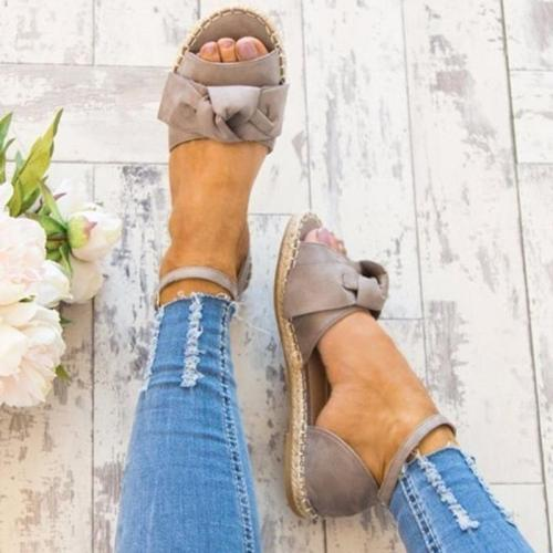 Women Sandals Plus Size 35-43 Flat Sandals Shoes Woman Ankle Strap Summer Sandals For Beach Chaussures Femme Women Casual Shoes