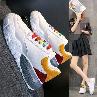 Womens Trainers shoes Women's Shoes Casual Shoes Spring Woman Sneakers Platform Running Woman's Summer Thick Heels Med Leisure