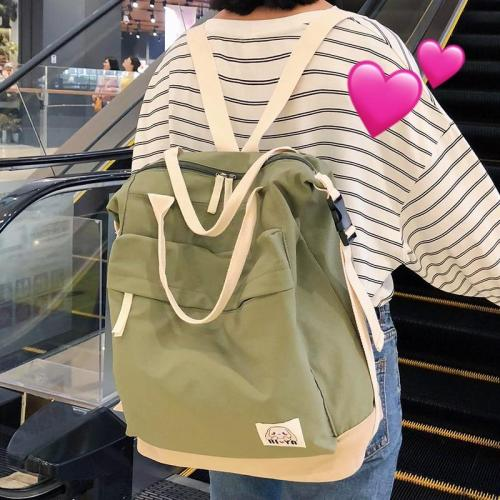 Ladies Nylon Waterproof Backpack Cute Women School Bags For Teenage Girl Harajuku Backpacks Kawaii Female Fashion Bag Luxury New