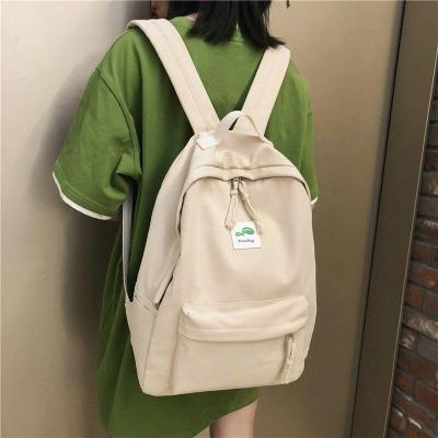 Cute school bag set girl backpack women teenage purse lady Applique backpack kawaii female Nylon Student book casual bag Fashion