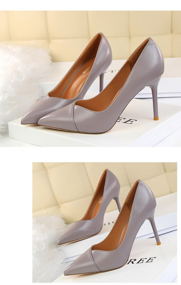 Summer Hot Fashion New Black Female Simple Wild High Heels Women Pointed Toe Shoes Office Dress Pumps Shoes 34-39  G0074
