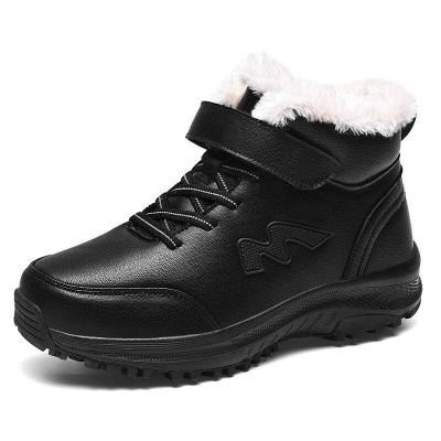2020 Winter Boots Men Fur Warm Men Winter Shoes Winter Shoes for Men sneakers for men's fur Warm Snow Boots