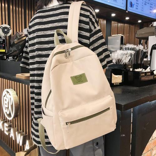 Female Student backpack Fashion women Cute school bags for teenage girls kawaii waterproof backpack ladies nylon book bag luxury