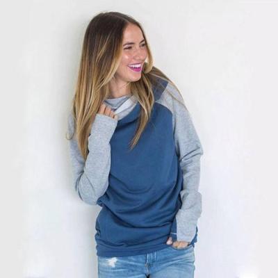 Hot Fashion Women Long Sleeve Hoodie 2017 Autumn Winter Warm Sweatshirt Casual Hooded Coat Pullover Sweatshirts