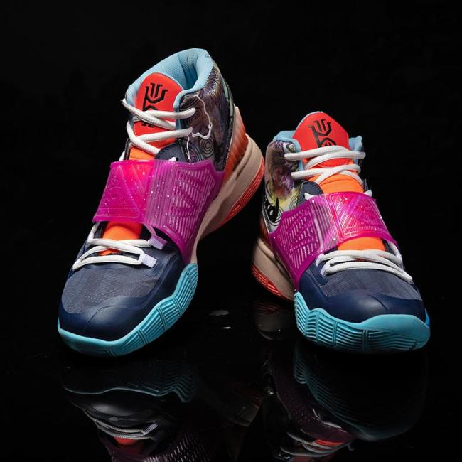 Rich World Basketball Shoes men Air Cushion Basketball Sneakers Anti-skid High-top Couple Shoes Breathable Basketball Boots