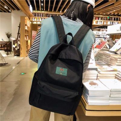 Cute waterproof nylon Student Backpack Women School Bags for Girls large capacity Backpack Ladies Kawaii Teenage Female Book Bag