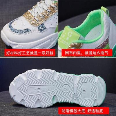 Women Shoes Casual Fashion Wedges Platform Chunky Sneakers Brand Ladies Female Luxury Sneakers Women Designers Shoes