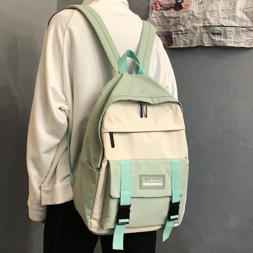Student Female Cute Backpack Waterproof Nylon Women Fashion School Bags Harajuku Girl Kawaii Backpack Ladies Luxury Book Bag New