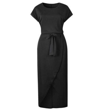 2020 Plus Size Party Dresses Women Summer Long Maxi Dress Casual Slim Elegant Dress Bodycon Female Beach Dresses For Women 3xl