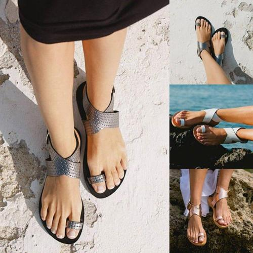Summer women sandals fashion lightweight beach flat outdoor women sandals shoes casual walking comfortable women flip flops