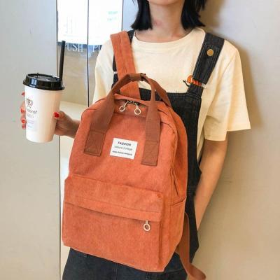 New Trend Female Backpack Fashion Women Backpack College School School Bag Harajuku Travel Shoulder Bags For Teenage Girls 2020