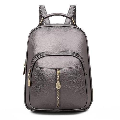 Women Leather Backpacks High Quality 2020 Rucksacks For Girls Preppy Style schoolbag backpack mochila sac a dos bagpack ladies