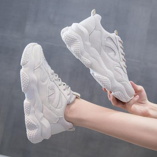 Shoes for Women Chunky Sneakers Vulcanize Shoes Autumn White Black Winter Fashion Women Platform Sports Shoes Zapatillas Mujer