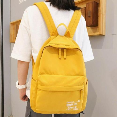 Female Student Cute backpack Women Fashion Teenage Girl School Bags Kawaii Waterproof Backpacks Nylon Print Book Ladies Bag Book