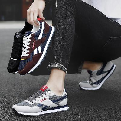 New Mesh fashion Sneakers Men Casual Shoes Lac-up Lightweight shoes Comfortable Breathable Walking shoe Zapatillas Hombre Mujer