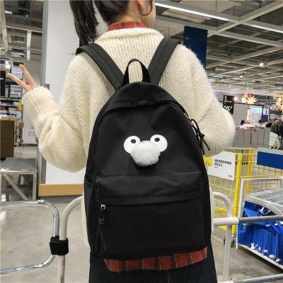 Waterproof Nylon Cute Backpack Women Luxury Book School Bag Girl Harajuku Kawaii Backpack Female Fashion Bags Student New Ladies