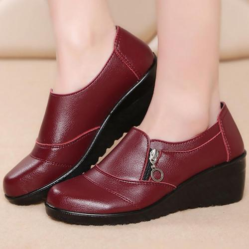 Platform woman shoes 2019 spring superstar adult women flats shoes shallow leather flats women sapatos feminino