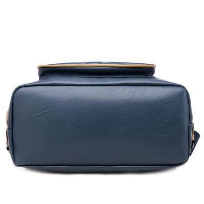 2020 Women Leather Backpacks Large Capacity Travel Shoulder Bag Sac A Dos School Bags For Girls Female Backpack Leather Bagpack