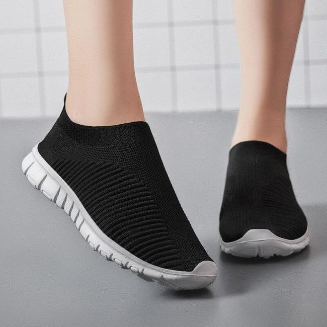 Women Shoes Breathable Outdoor Sneakers Mesh Female Fashion Light Women Casual Shoes 2020 Comfortable Footwear Sneakers Women