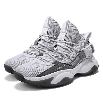 2020 New Mesh fashion Sneakers Men Casual Shoes Lac-up Lightweight shoes Comfortable Breathable Walking shoe Zapatillas Hombre