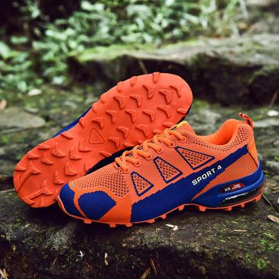 2020 New Air Cushion  Breathable Men Hiking Shoes Trekking Shoes lightweight Sport Sneakers Outdoor Climbing Shoes Tactical Boot