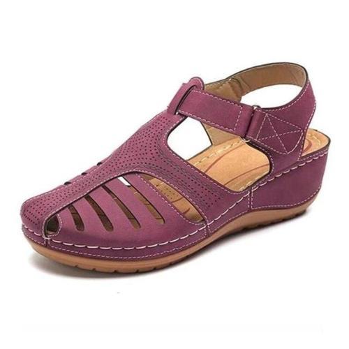2020 hotWomen Sandals   Summer Shoes Woman Soft Bottom Wedges Shoes for Women Platform Sandals Heels Gladiator Sandalias