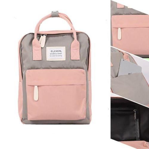 Female Backpack Travel Bags For Women Large Capacity Girls Ladies Bagpack School BackpackFor Female Canvas Travel Bag
