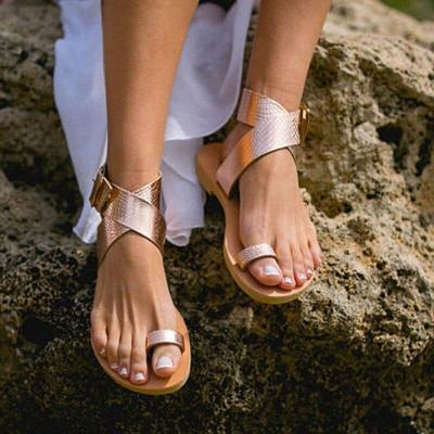 Summer women sandals fashion lightweight beach flat outdoor women sandals shoes casual walking comfortable women flip flops