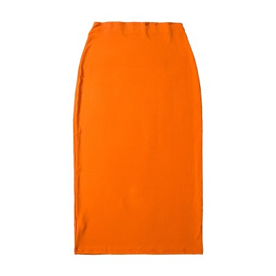 hirigin New Stretch Pencil Skirt Women's High Waist Solid Color Below Knee Midi Fitted Work Office Ladies Skirts