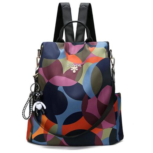 Anti Theft Travel Backpack Bags For Women Oxford Waterproof Outdoor Ladies Bagpack Multifunction Girl's Shoulder-bag Backpack