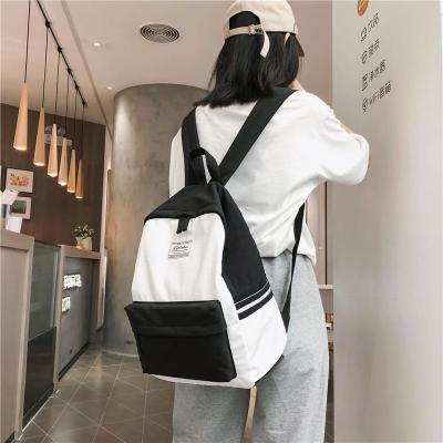Cute Female Student backpack Fashion women school bags for teenage girls nylon kawaii backpack waterproof ladies book bag luxury