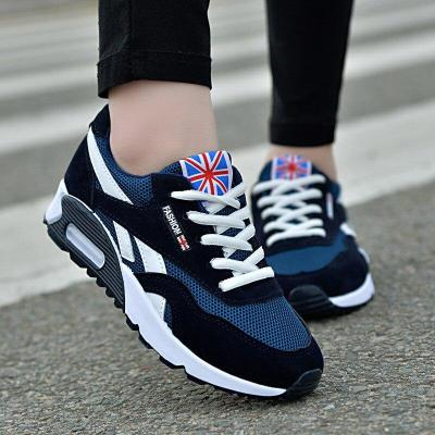 women Vulcanized shoes  Female Sports Shoes Summer Lace Up Ladies Shoes Women'S Casual Mesh Chunky Sneakers Tenis Feminino