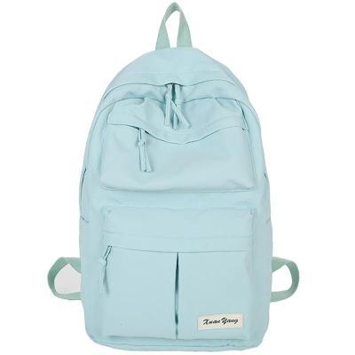 Multifunction fashion women backpack teenage girl school bag Applique waterproof backpacks female Nylon Student book casual lady
