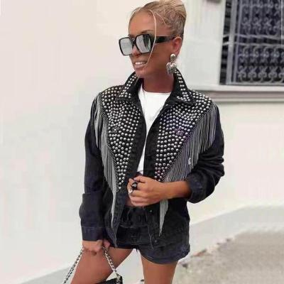denim  jacket  women  xintiandi sherpa  streetwear  trending products 2020 womens jackets and coats