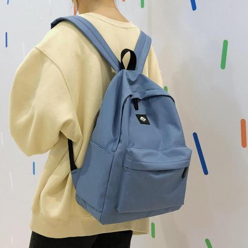 Fashion Cotton Fabric Backpack Cute Women Kawaii School Bags Student Girl Backpack Laptop Harajuku Female Luxury Bag Book Ladies