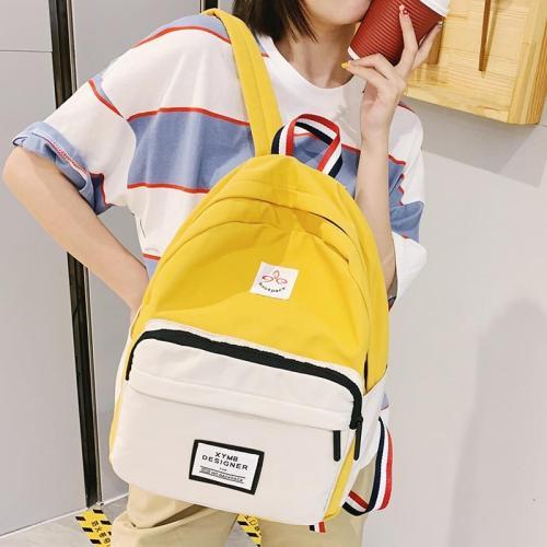Fashion Female Student Backpack Cute Women School Bags Girl Harajuku Backpack Kawaii Ladies Small Oxford Bag book Teenage Luxury