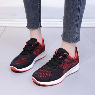 Women's Shoes Casual Shoes Breathable Student Joker Shoes Loafers Running Shoes