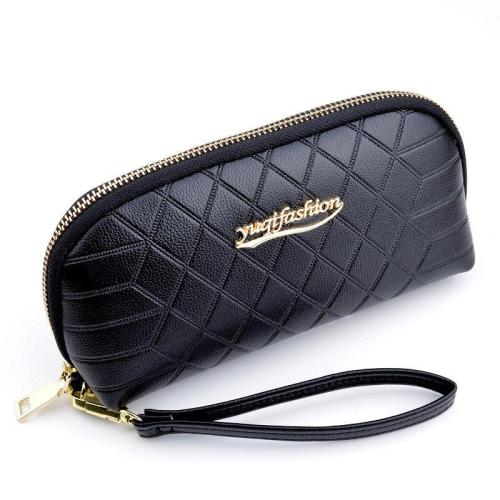 Clutch bag female large capacity shell type 2020 new Korean version mobile phone bag fashion zipper wallet small clutch