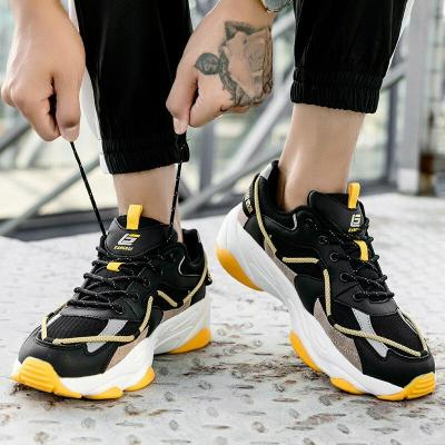 Fall new women's sneakers fashion casual running shoes high quality men's jogging shoes trend 2020 comfortable breathable wear