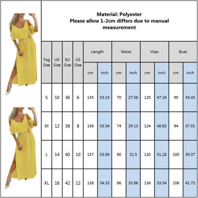 Woman'S Dress Summer Hollow Out Half Sleeve Ladies Sundress Maxi Dress Fashion Casual Spaghetti Strap Female Dress Vestidos D30