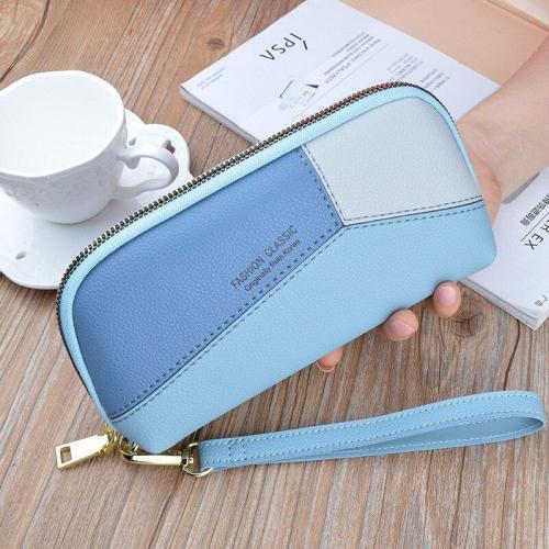Geometry Women's Wallet Small Clutch Bag Phone Purses Female Purse Retro Lady Long Women Wallets Luxury Card Holder Hot Sale
