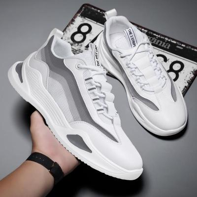 2020 Fashion Sneakers Lightweight Men Casual Shoes Breathable Male Footwear Lace Up Walking Shoe Mujer tenis masculino Mujer