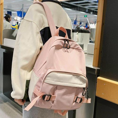 Student Female Cute Backpack Harajuku Women School Bag Girl Kawaii Backpack Waterproof Nylon Ladies Fashion Bags Luxury Book New