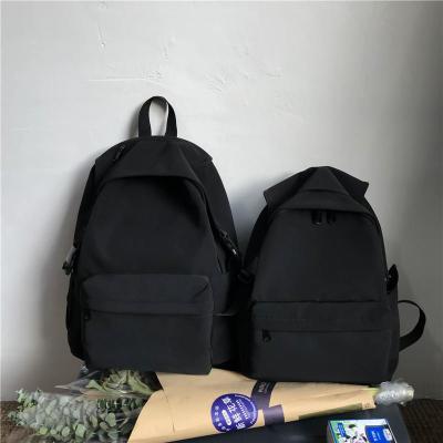 Fashion Waterproof Nylon Backpack Cute Women Luxury Buckle School Bag Girl Kawaii Backpack Harajuku Female Bag Ladies Book Brand