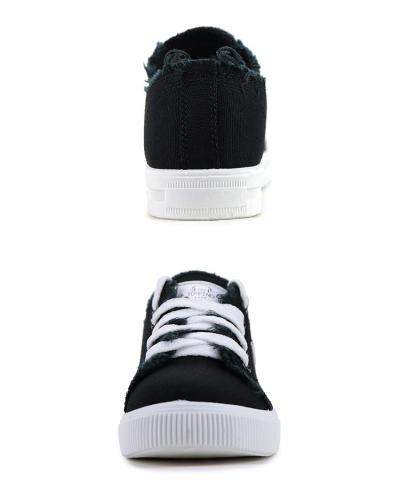 Women Canvas shoes Sneakers 2020 Hot Solid Lace-up Superstar Shoes for Girls Non-slip Size 35-39 Zapatillas mujer